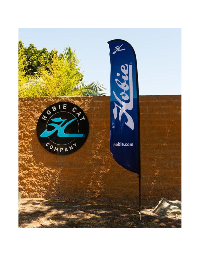Hobie 15'  SET BLUE FLAG,POLE/BAG,SP