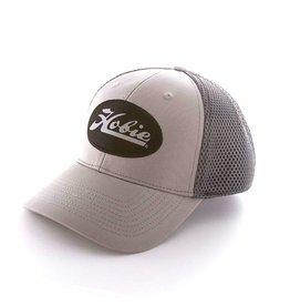 Hobie HAT, HOBIE PATCH GRAY/BLACK