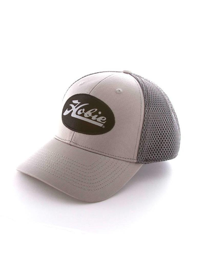 Hobie HAT, HOBIE PATCH GRAY/BLACK