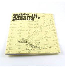 Hobie ASSEMBLY MANUAL H16