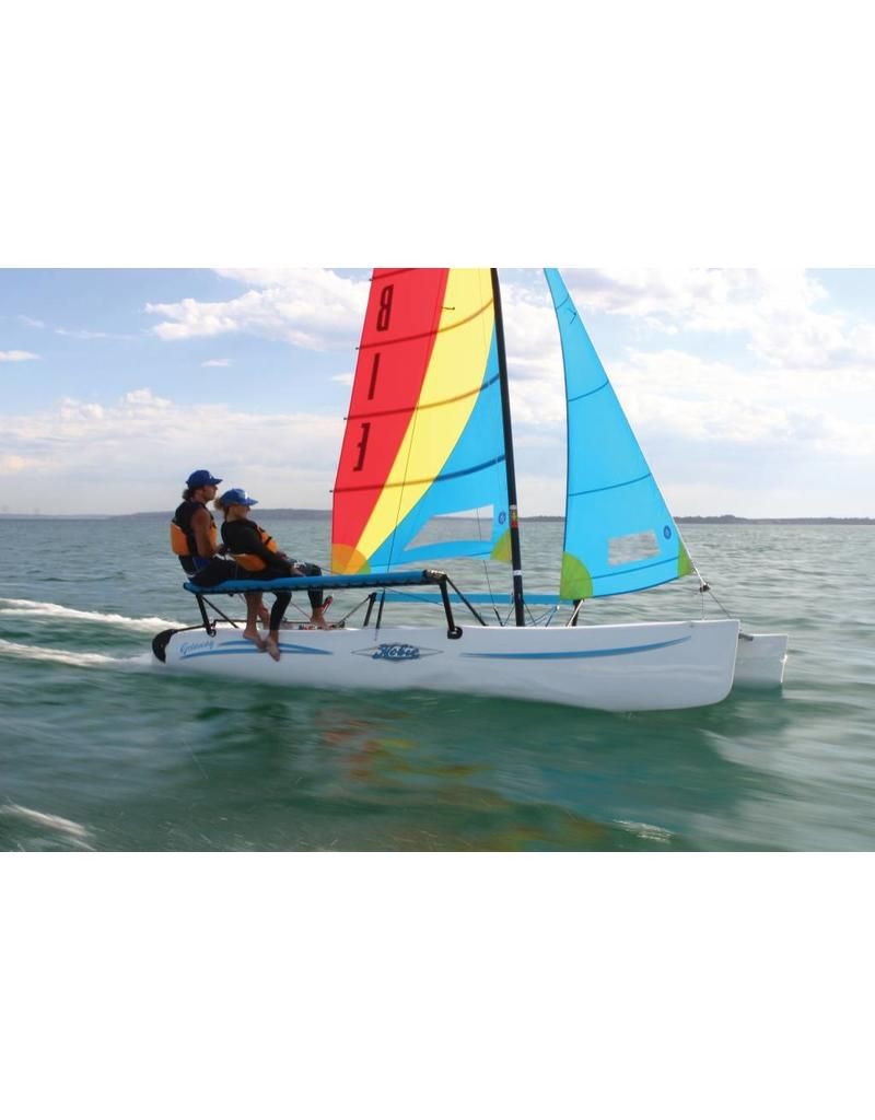 Hobie DECAL GETAWAY HULL SET