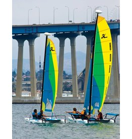 "Hobie SAIL WAVE MAIN ""V"" SEABREEZE"