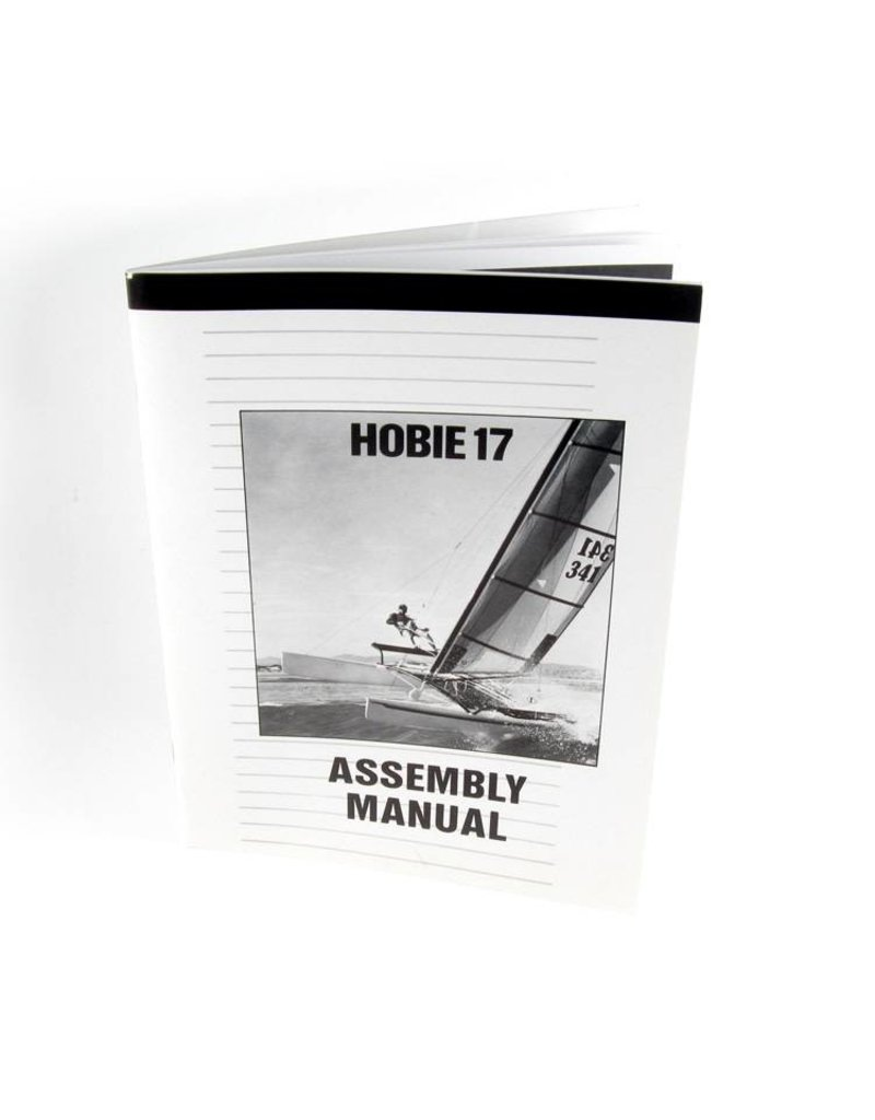 Hobie ASSEMBLY MANUAL H17