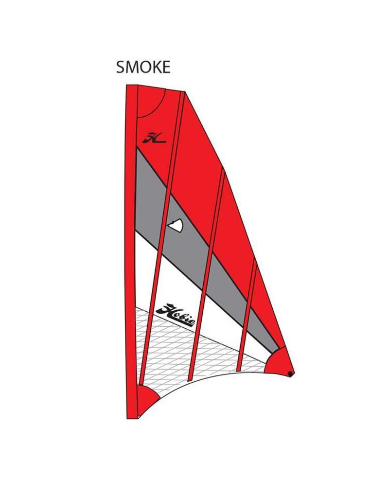 Hobie SAIL ADV V2 RED/GRAY/WHT (SMOK