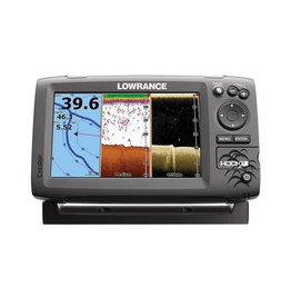 Hobie FISHFINDER/GPS HOOK-7