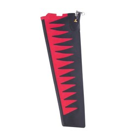 Hobie MIRAGE ST TURBO FIN - RED/BLK