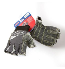 Hobie GLOVES-FINGERLESS LG STICKY