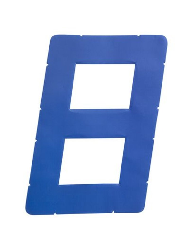 Laser Performance SAIL NUMBER, 12IN, BLUE (1)