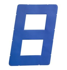 Laser Performance SAIL NUMBER, 9IN, BLUE (1)