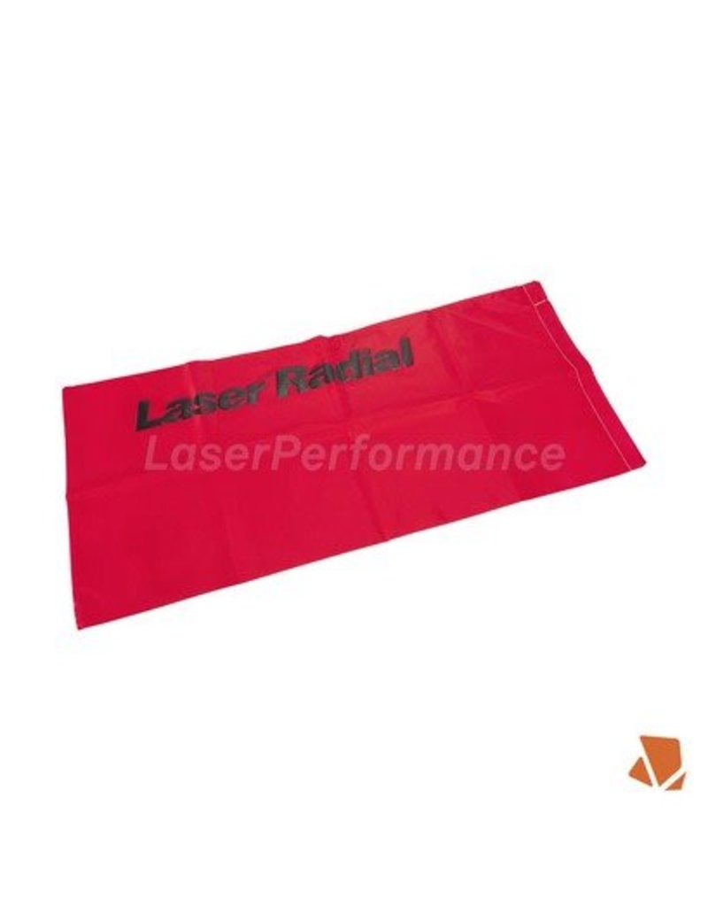 Laser Performance BAG, SAIL, LASER RADIAL, RED