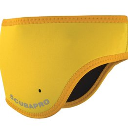 ScubaPro Head Band 3mm  - Black / Yellow