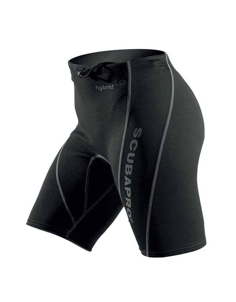 ScubaPro Hybrid Shorts 1mm - Black