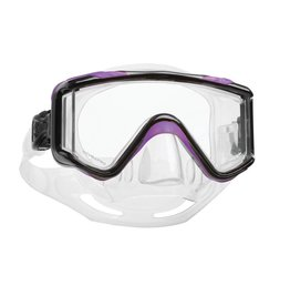 99 Crystal VU Plus w/o Purge - Purple - Clear Skirt