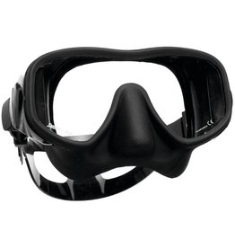 ScubaPro Trinidad Adult Mask - Black