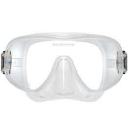 ScubaPro Trinidad Adult Mask - Clear