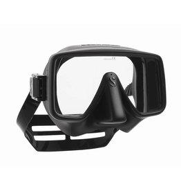 ScubaPro Frameless Gorilla - Matte Black - Matte Black Skirt