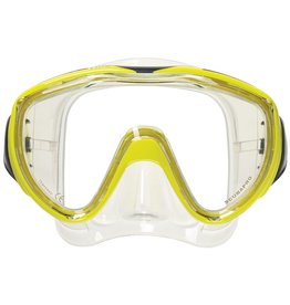 ScubaPro Flux - Yellow - Clear Skirt