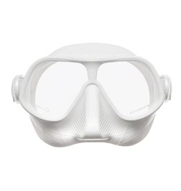87 Steel Comp Mask - White