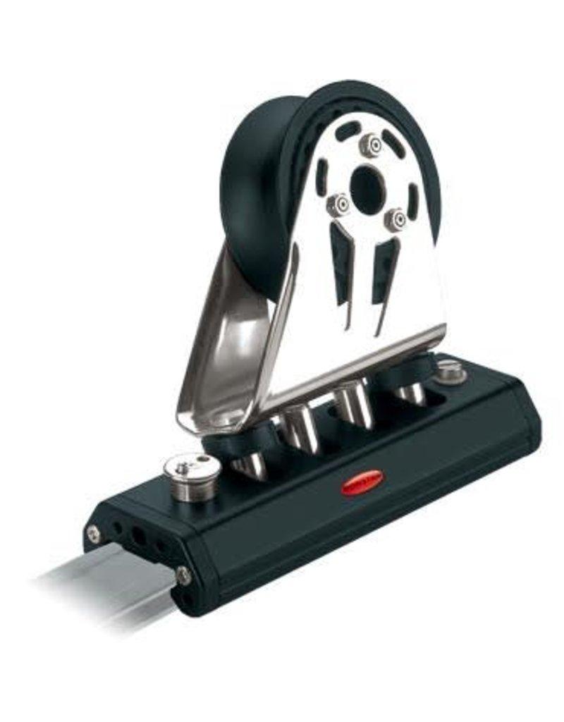 Ronstan Series 42 Sliderod Genoa Car, 230mm, 100mm Sheave
