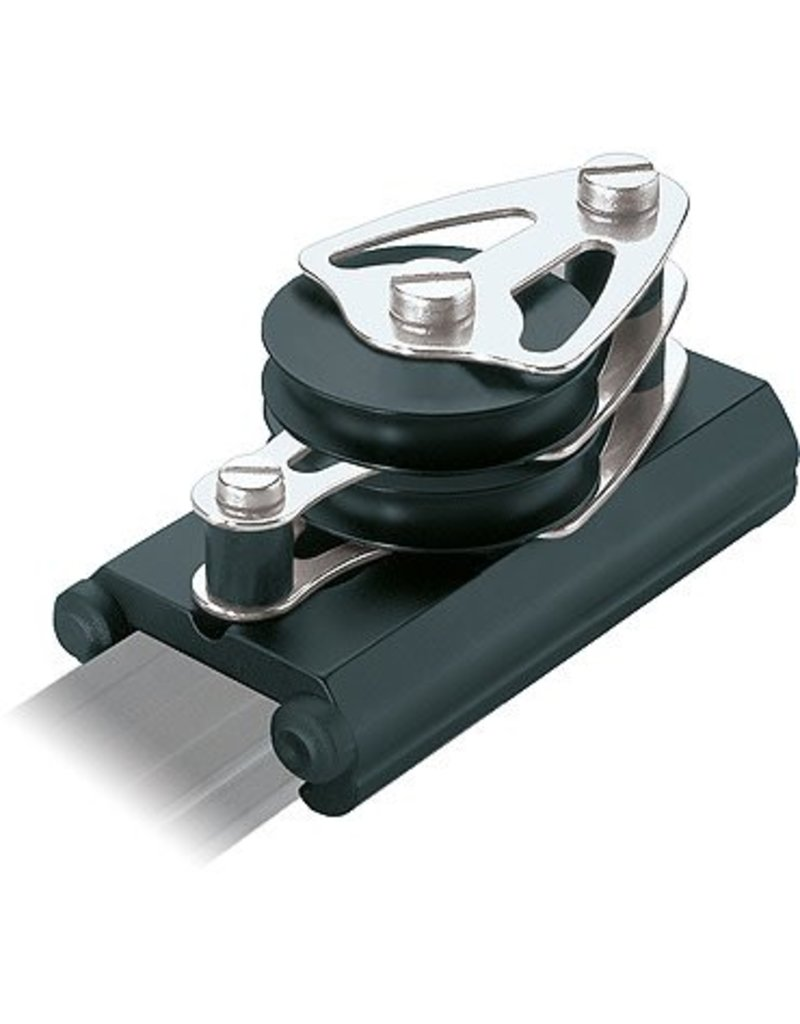 Ronstan Series 30 Control End, Double Sheave & Becket