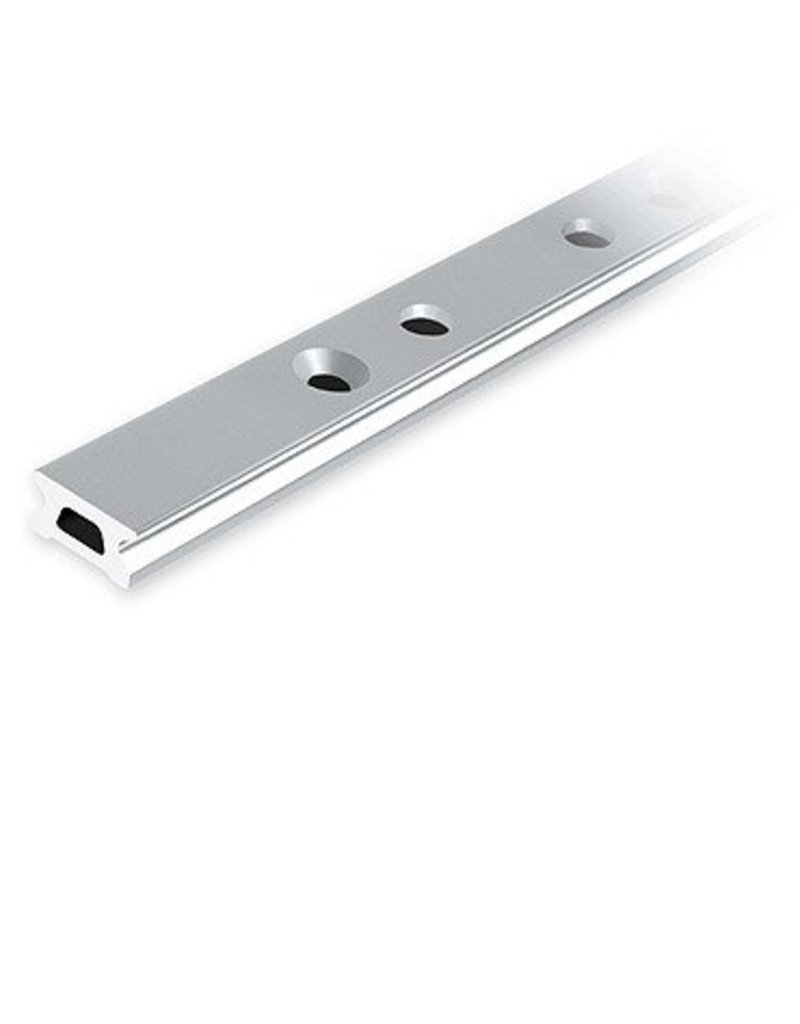Ronstan Series 30 Track. Silver. 2996 mm M8 CSK fastener holes. Pitch=100mm Stop hole pitch=50mm
