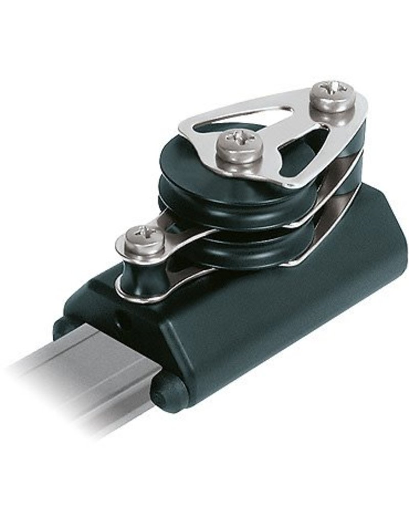 Ronstan Series 26 Control End, Double Sheave & Becket
