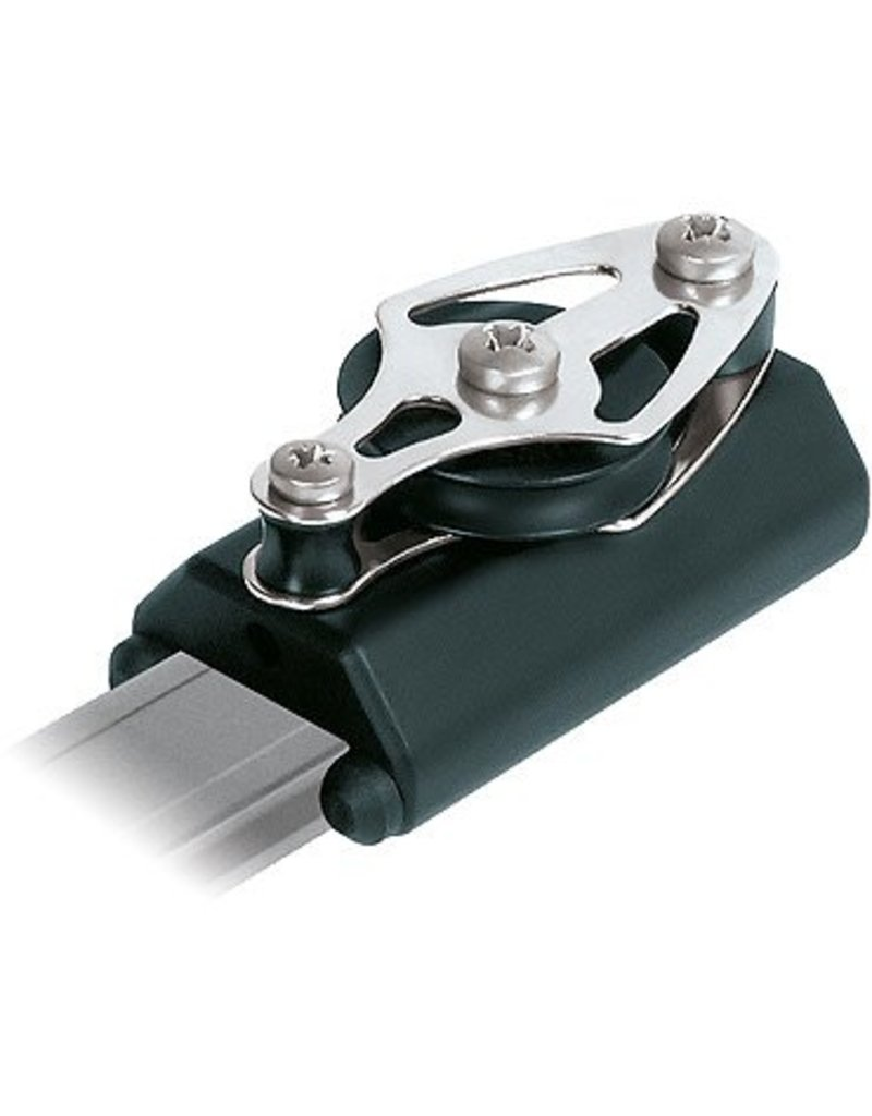 Ronstan Series 26 Control End, Single Sheave & Becket