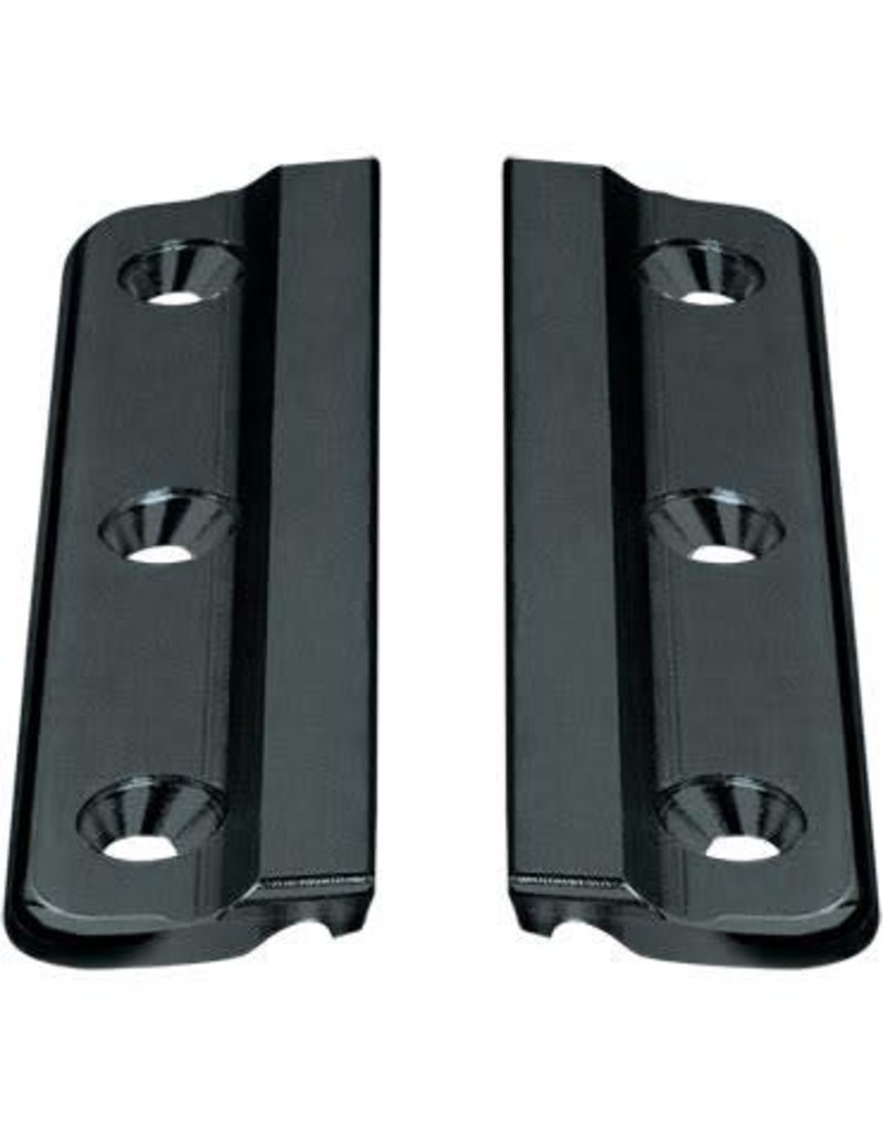 Ronstan Series 19 Luff Groove Track Fixing Plate, Pair