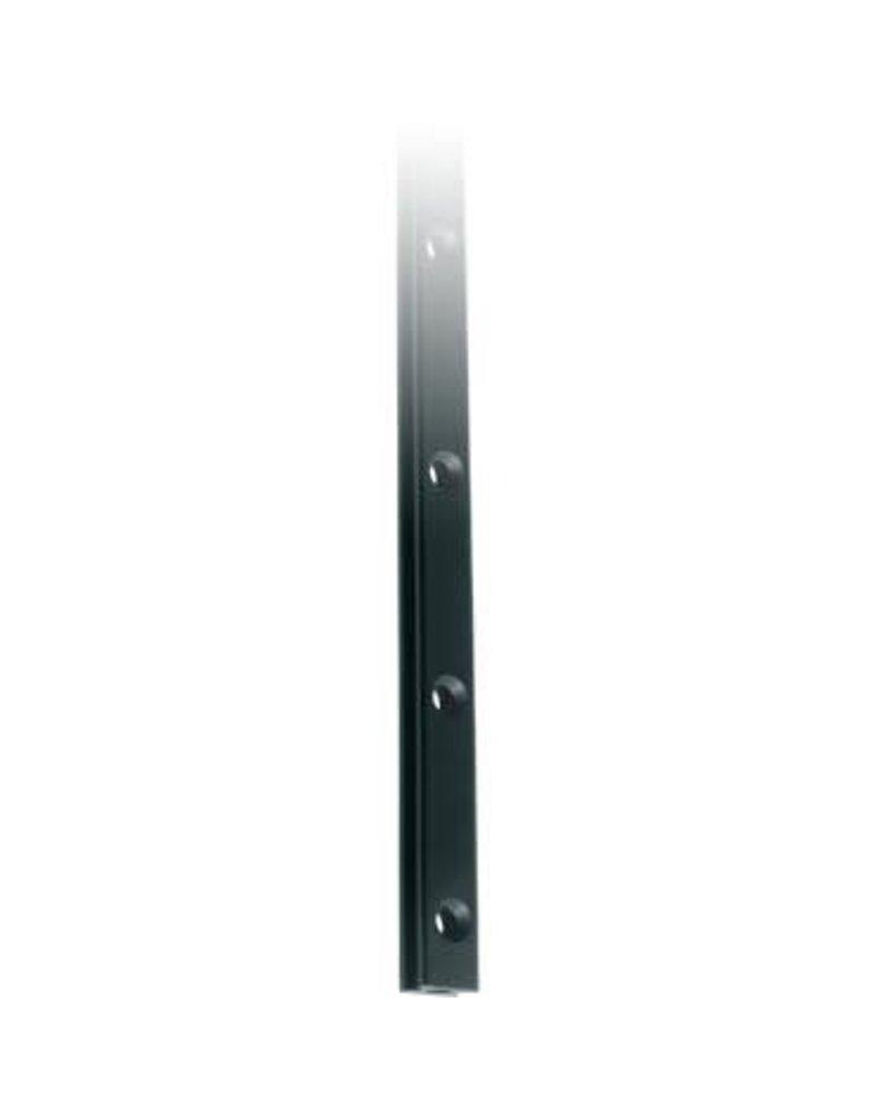 Ronstan Series 14 Mast Track, Black, 3025mm M4 cyl.head fastener holes.Pitch=37.5mm