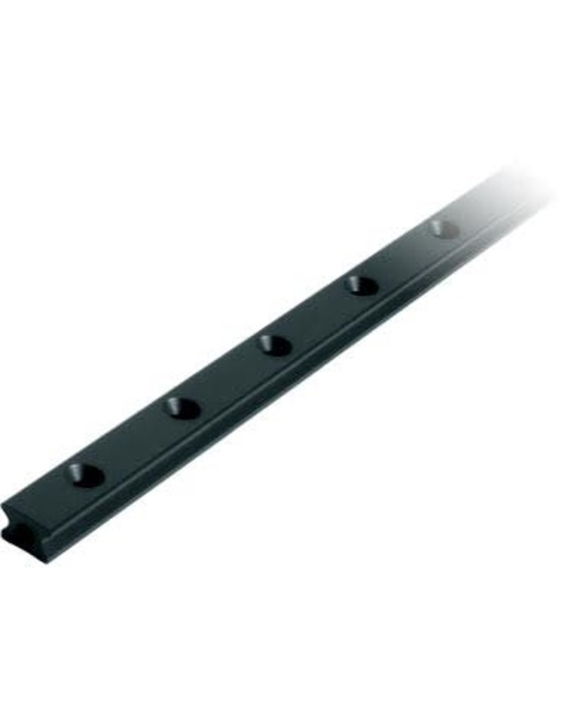 Ronstan Series 14 Track, Black, 1996 mm M4 CSK fastener holes, Pitch=50mm