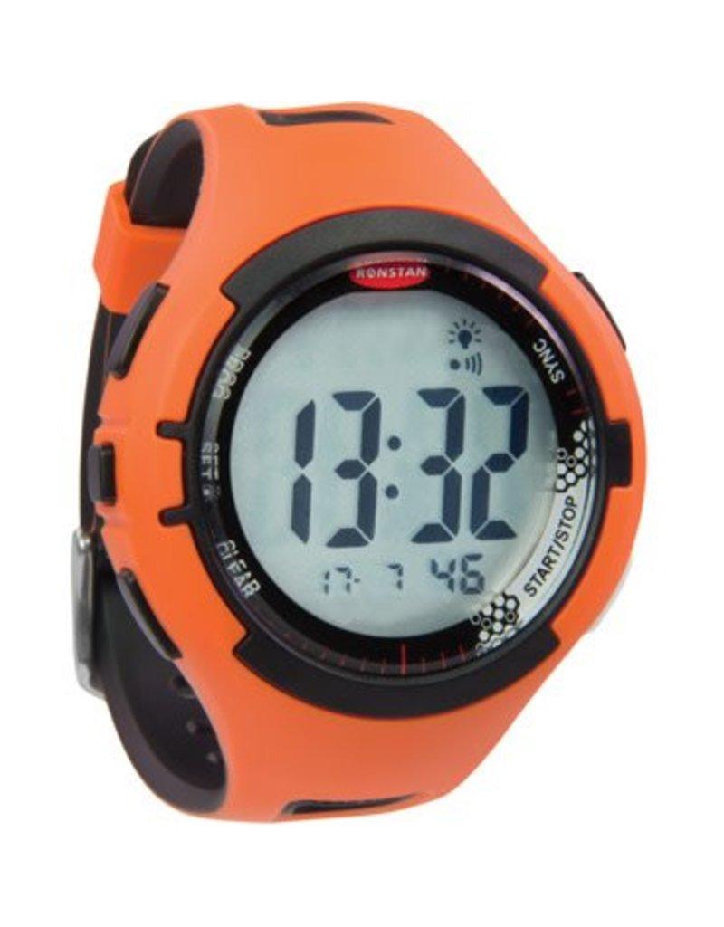 Ronstan Ronstan Clear Start™ Sailing Watch, 50mm,Orange Black