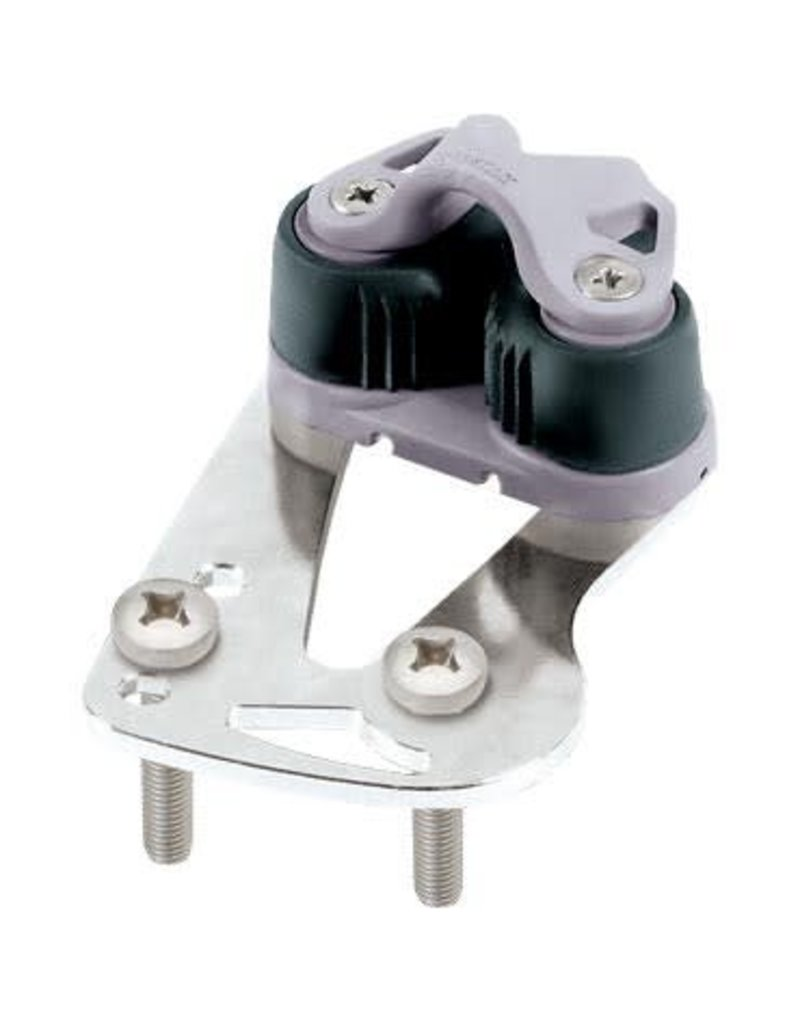Ronstan S22 Control End Cleat Kit incl.Screws