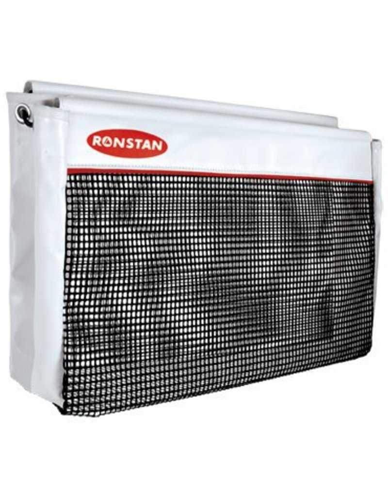 Ronstan Rope Bag, White PVC with Mesh, Wide, 300 x 500 x 220mm