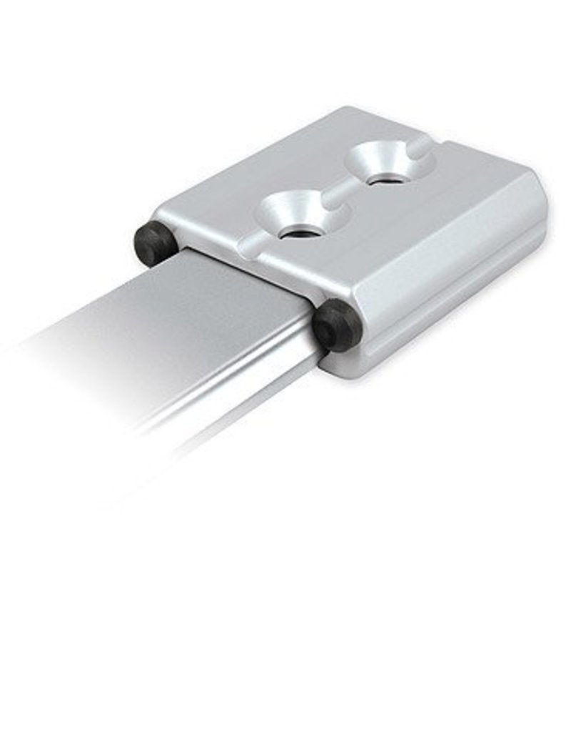 Ronstan Series 30 End Stop, Alloy, 65mm x 76mm SILVER