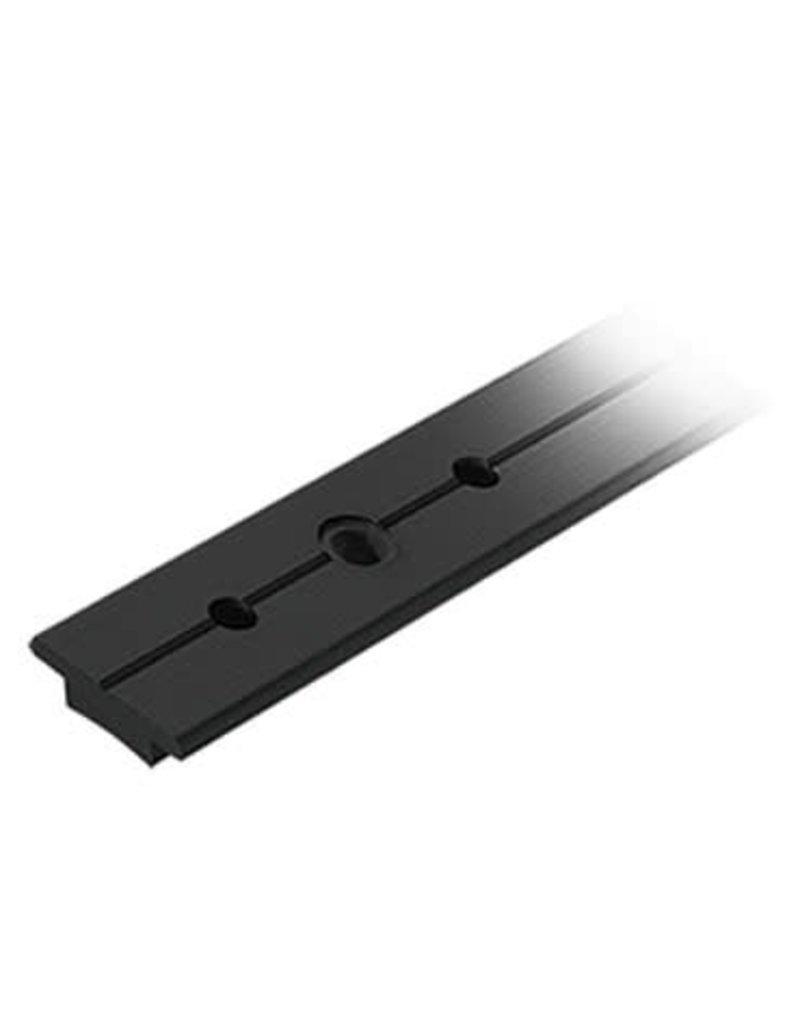 "Ronstan Series 25 T-Track 1.5m (4' 11"") Black"