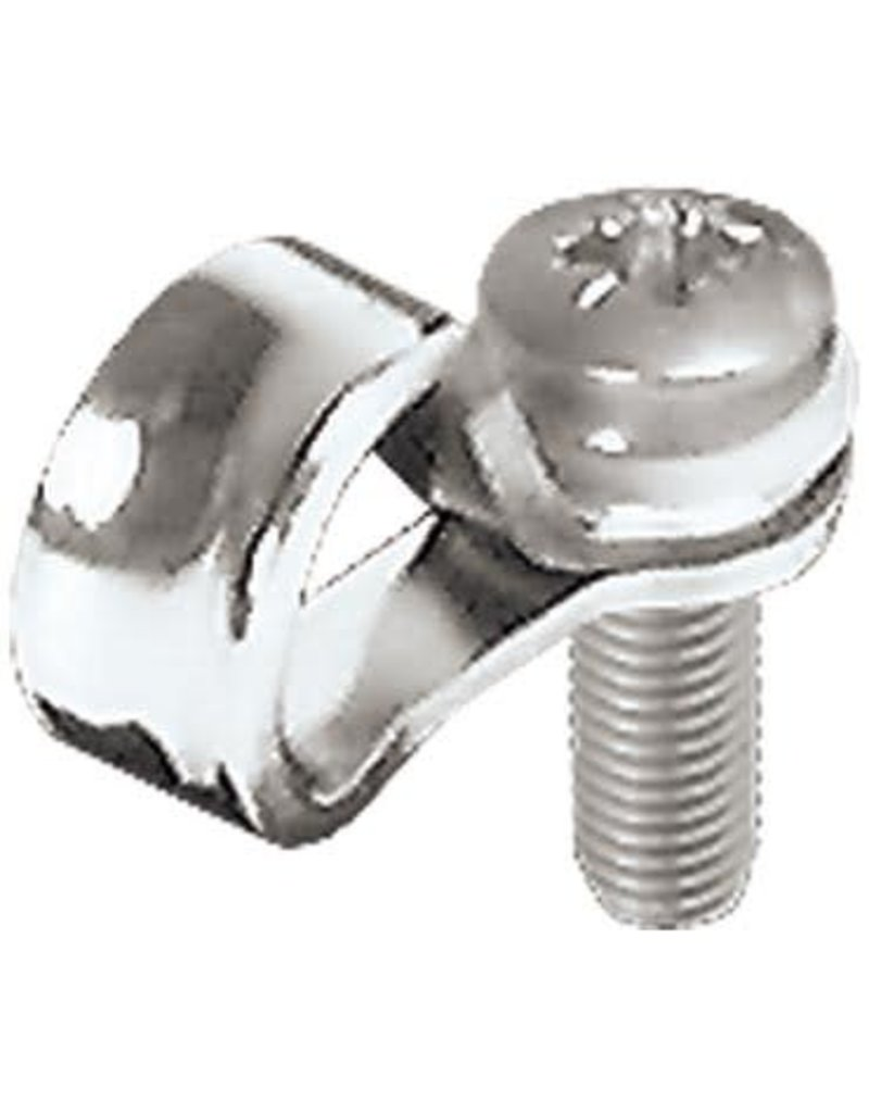 Ronstan Control Becket Addition Kit Including M6 Screws.