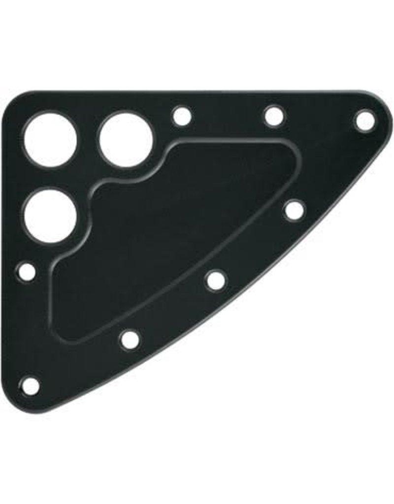 Ronstan Headboard Plates, Nylon, 120mm x 100mm