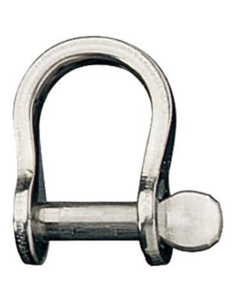 """Ronstan Shackle, Bow, Pin 1/4"""", L:21mm, W:19mm"""