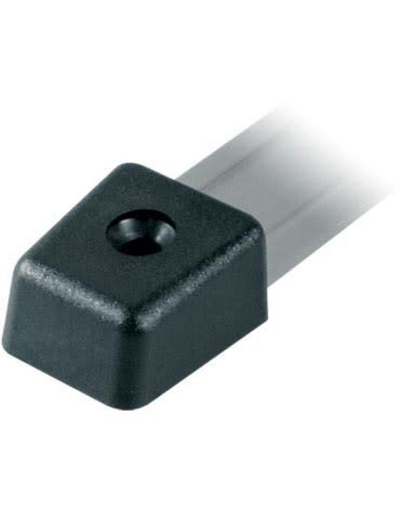 Ronstan Series 19 End Cap, Plastic, 30mm x 26mm
