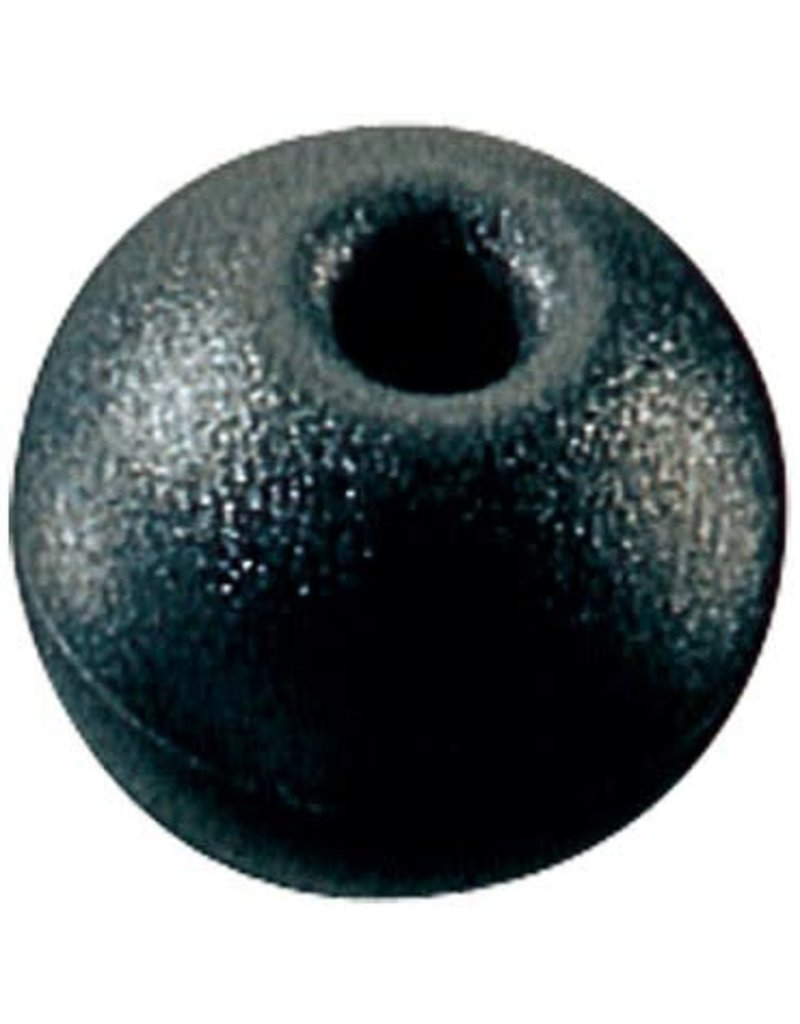 Ronstan Parrel Bead, Black, 16mm