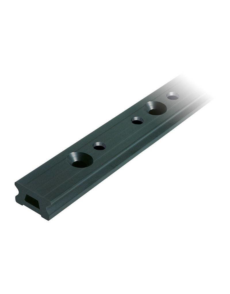 Ronstan Series 30 Track. Silver. 5996 mm M8 CSK fastener holes. Pitch=100mm Stop hole pitch=50mm
