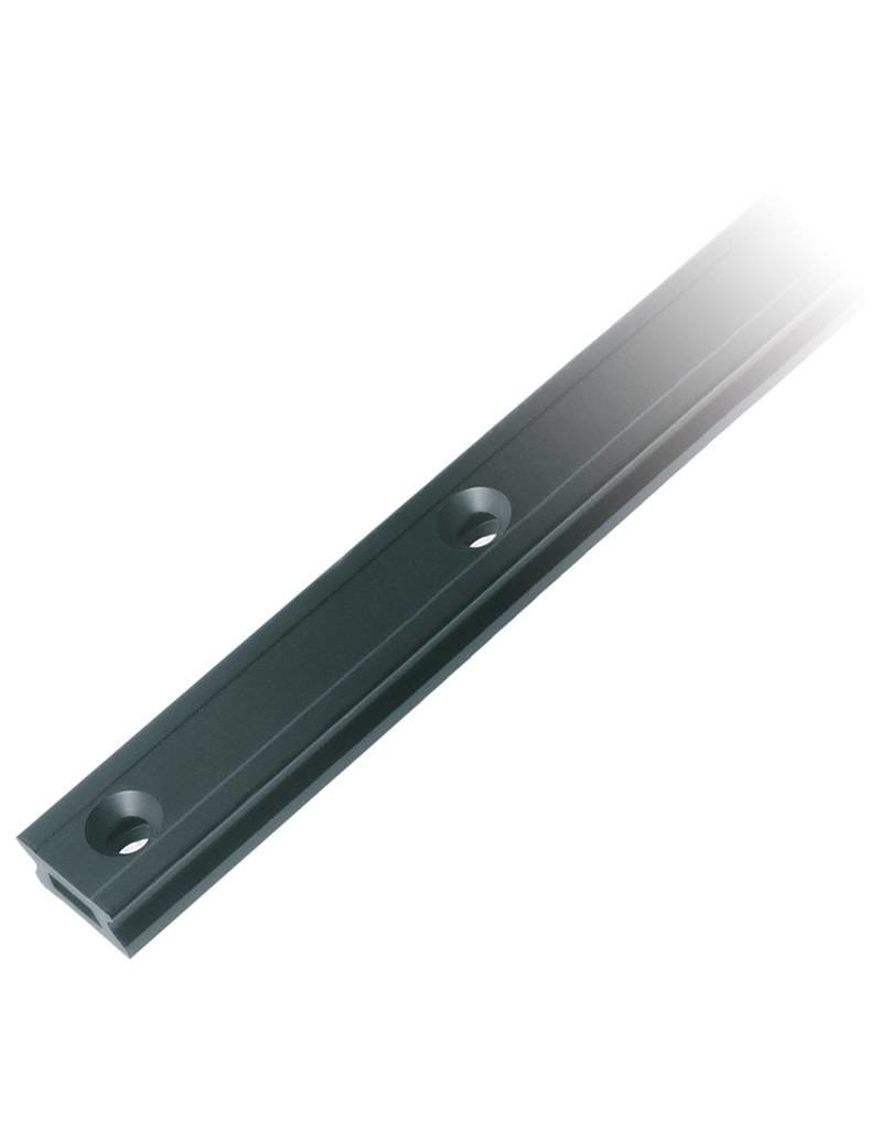 Ronstan Series 26 Mast Track, Black, 6025 mm M6 CSK fastener holes. Pitch=75mm Fastening slugs=81