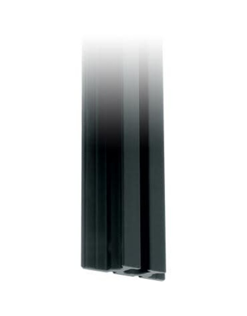 Ronstan Series 55 Luff Groove Track Gate 800mm, Black, Undrilled