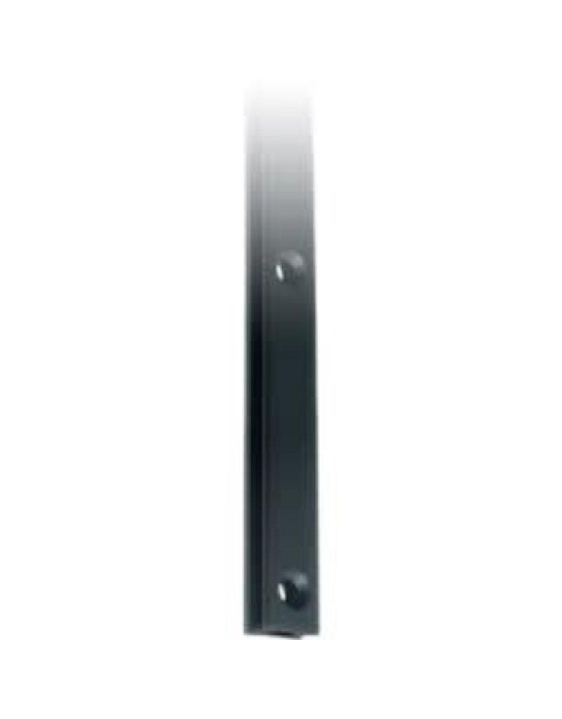 Ronstan Series 22 Mast Track. Silver. 6025mm M6 CSK fastener holes. Pitch=100mm Fastening slugs=61