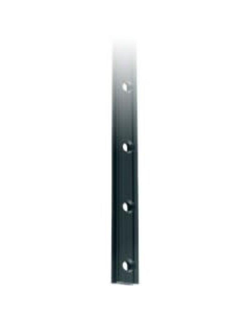 Ronstan Series 19 Mast Track. Silver. 6025mm M5 CSK fastener holes.Pitch=100mm Fastening slugs=61