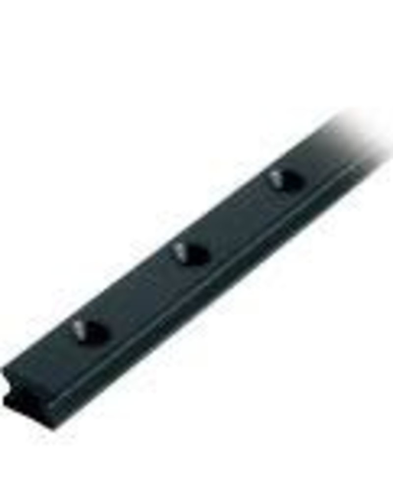 Ronstan Series 14 Track, Black, 5996 mm M4 CSK fastener holes, Pitch=50mm