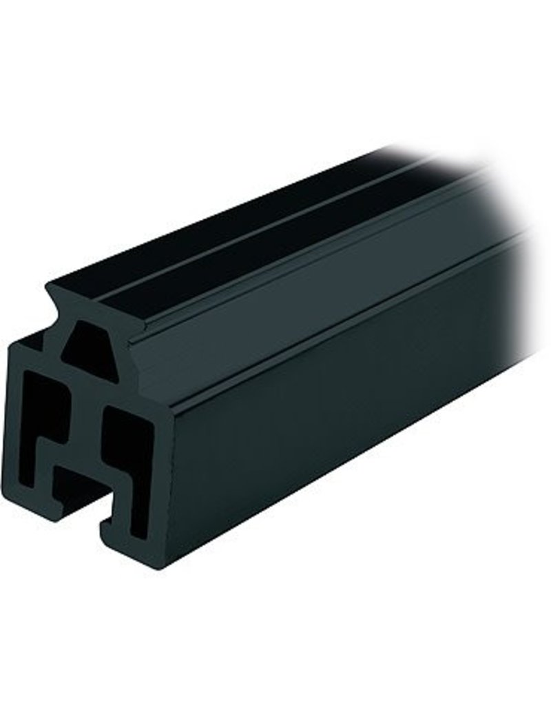 Ronstan S22 Beam Track, Black, 2996mm undrilled