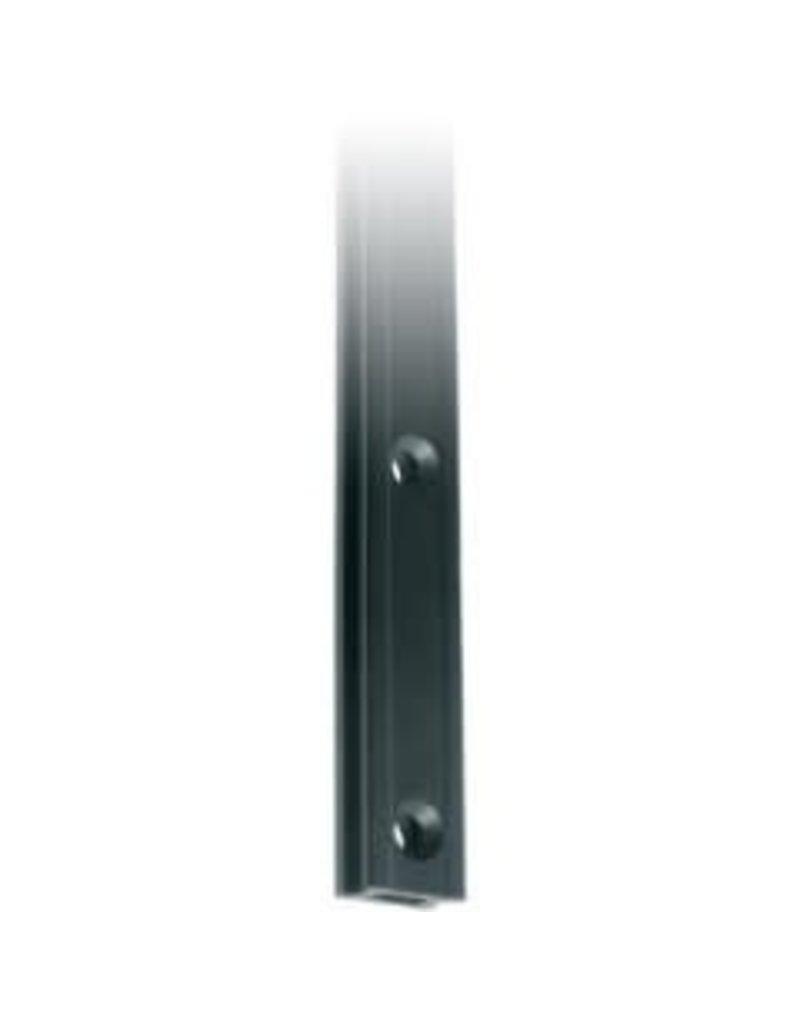 Ronstan Series 26 Mast Track. Silver. 3025 mm M6 CSK fastener holes. Pitch=75mm Fastening slugs=41