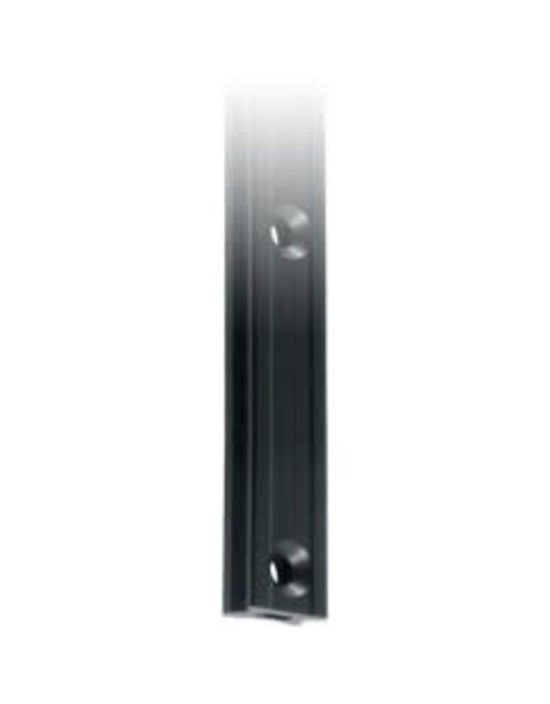 Ronstan Series 30 Mast Track. Silver. 2025mm M8 CSK fastener holes. Pitch=100mm Fastening slugs=21
