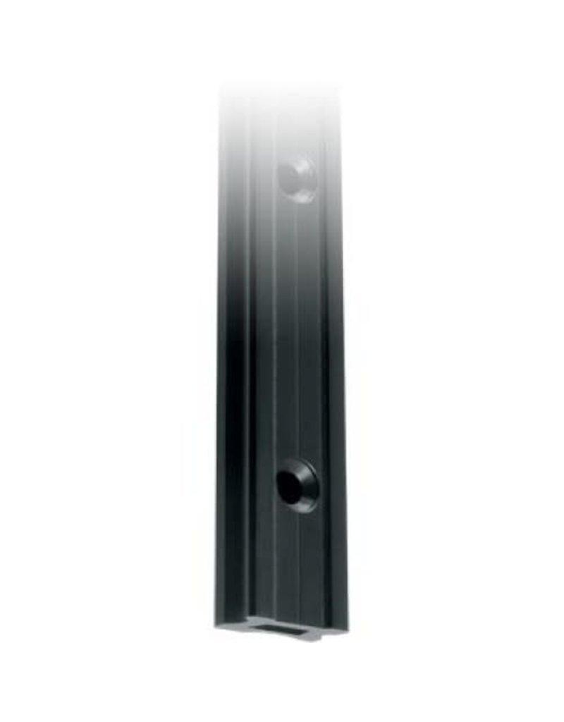 Ronstan Series 42 Mast Track Gate, Black, 650mm M10 CSK fastener holes. Pitch=100mm
